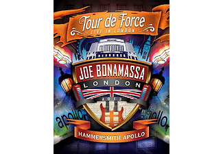 Joe Bonamassa - Tour De Force - Hammersmith Apollo Live In London (DVD)