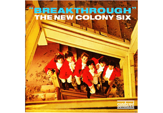 The New Colony Six - Breakthrough - (CD)