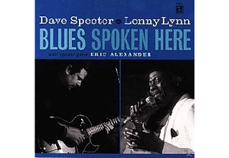 Dave Specter & Lenny Lynn - Blues Spoken Here - (CD)