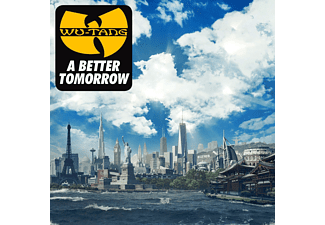 Wu-Tang Clan A Better Tomorrow CD