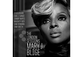 Mary J. Blige - The London Sessions [CD]