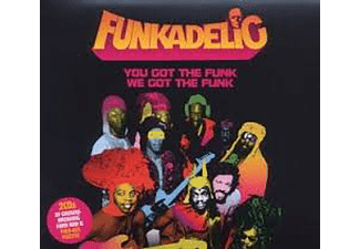 Funkadelic - You Got The Funk We Got The Funk (CD)