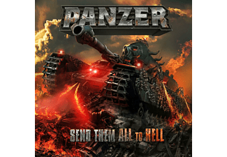 The German Panzer - Send Them All To Hell - (CD)