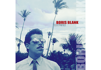 Boris Blank - Electrified (Deluxe Edt.) (CD + DVD)
