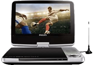 PHILIPS PD9025/12 Tragbarer DVD Player