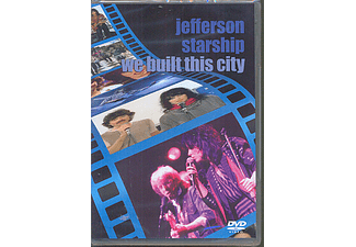 Jefferson Starship - We Built This City (DVD)