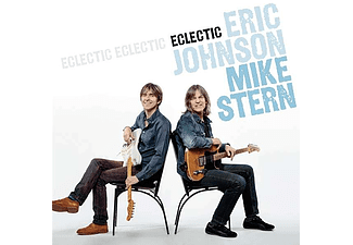Eric Johnson & Mike Stern - Eclectic (CD)
