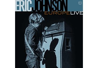 Eric Johnson - Europe Live (Vinyl LP (nagylemez))