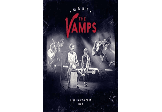 The Vamps - Meet The Vamps - Live In Concert (DVD)