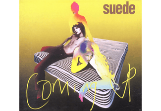 Suede - Coming Up (Deluxe Edition) - (CD + DVD Video)
