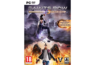 Saints Row IV: Re-Elected & Gat Out Of Hell | PC
