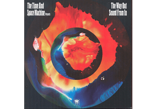 VARIOUS - The Time And Space Machine Presents 'the Way Out Sound From In' - (CD)