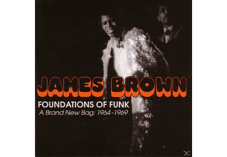 James Brown - Foundations Of Funk - (CD)