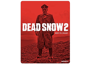 Dead Snow 2 - Red Vs Dead (Steelbook) | Blu-ray