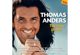 Thomas Anders - The Love In Me - (CD)