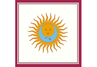 King Crimson - Lark's Tongues In Aspic (CD + DVD)