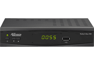allvision kabel box hd schwarz sat receiver single media markt. Black Bedroom Furniture Sets. Home Design Ideas