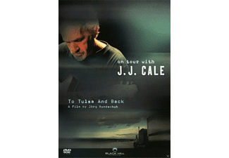 J.J. Cale - On Tour With J.J. Cale - To Tulsa And Back - (DVD)