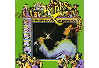 Kinks - Everybody's In Show Business (CD)