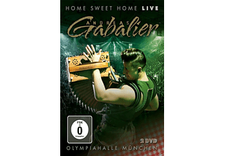 Andreas Gabalier - HOME SWEET HOME! LIVE AUS DER OLYMPIAHALLE MÜNCHEN [DVD]