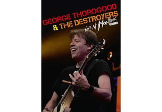 George Thorogood, The Destroyers - Live At Montreux 2013 - (DVD)