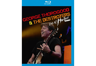 George Thorogood, The Destroyers - Live At Montreux 2013 - (Blu-ray)