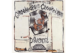 Pavement - Crooked Rain, Crooked Rain - Deluxe Edition (CD)