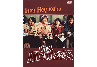 The Monkees - Hey, Hey, We're The Monkees (DVD)