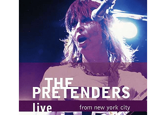 Pretenders - Live From New York City (CD)