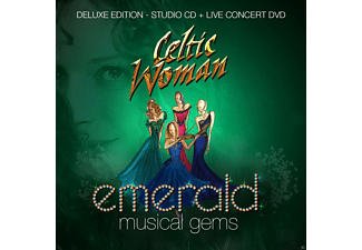 Celtic Woman - Emerald: Musical Gems-Live In Concert - (CD + DVD Video)