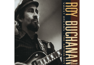 Roy Buchanan - Sweet Dreams/Antholo [CD]