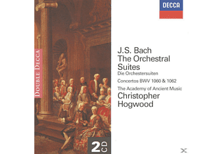 Johann Michael Haydn, Christopher/aam Hogwood - Orchestersuiten 1-4/+ - (CD)