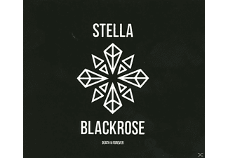 Stella Blackrose - Death And Forever - (CD)