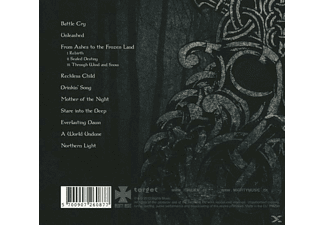 Ithilien - From Ashes To The Frozen Land [CD]