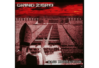 Grind Zero - Mass Distraction [CD]