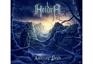 Heidra - Awaiting Dawn - (CD)