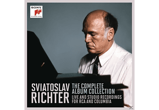 Sviatoslav Richter - Sviatoslav Richter (The Complete Album Collection) - (CD)
