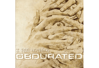 Obdurated - I Feel Nothing - (CD)