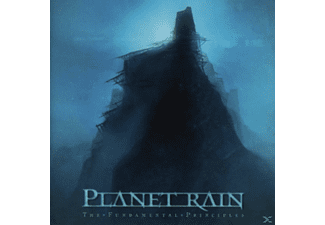 Planet Rain - The Fundamental Principles - (CD)