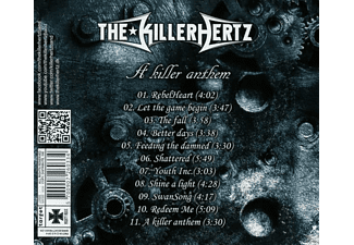 Killerhertz - A Killer Anthem - (CD)