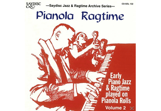 VARIOUS - Pianola Ragtime - (CD)