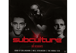 John  Presents... O'callaghan - Subculture-The Residents [CD]