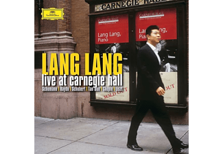 Lang Lang - Live At Carnegie Hall - (Vinyl)