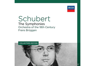 Frans Brüggen - Schubert-Die Sinfonien (Collectors Edition) - (CD)