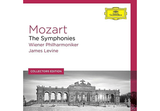 James/wp Levine - Mozart-Sämtliche Sinfonien (Collectors Edition) - (CD)