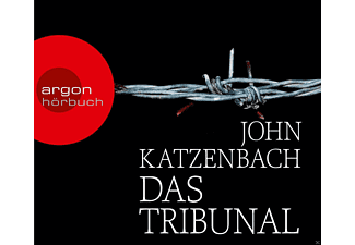 Das Tribunal - 6 CD - Krimi/Thriller
