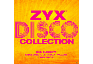 VARIOUS - Zyx Disco Collection - (CD)