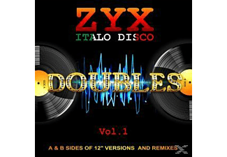 VARIOUS - Zyx Italo Disco 12 Inch A&B-Sides [CD]