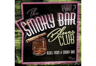VARIOUS - Blues From A Smoky Bar Pt.2 - (CD)