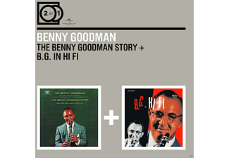 Benny Goodman - 2 For 1: The Benny Goodman Story/B.G. IN HI FI [CD]